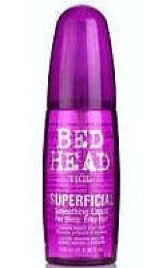 Tigi Bed Head Styling Superficial Smoothing Liquid For Shiny and Silky Hair 100ml