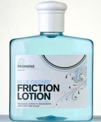 Pashana Blue Orchid Friction Hair Lotion