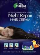 Dabur Vatika Night Repair Hair Cream -140ml