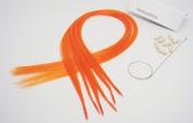 Beautiful Colour Hair Extensions New Generation Orange