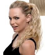 Hairdo 46cm Wrap Around Pony Beach Curl Pony Hair Extension R14/88H Golden Wheat/Light Golden Blonde