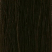 Full Head Synthetic Hair # 1B (Jet Black/Darkest Brown) 46cm