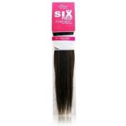 Evita 100% Human Hair Six Piece Clip In Extension 46cm Colour F1B/30