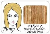 ProExtensions #18/22 Dark Blonde w/ Golden Highlights Pro Pump - Tease with Ease