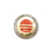 Supertape 1.9cm X 3 Yard Roll Tape Non Glare Lace Wig
