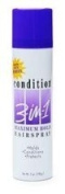COND 3-IN-1 HR  Spray  MAX HOLD Size