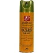 Isoplus Natural Remedy Tea Tree & Aloe Oil Sheen Conditioning Spray 210ml