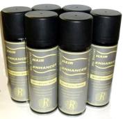 6 My Secret Hair Enhancer Spray 150ml Ultra Silver White with FREE $5.00 Travel Shampoo