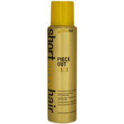 Sexy Hair U-HC-3732 Short Sexy Hair Piece Out Wax Mousse by Sexy Hair for Unisex - 4.8 oz Mousse