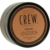 AMERICAN CREW POMADE FOR HOLD AND SHINE 90ml ( PACKAGING MAY VARY) MEN
