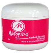 Madrid's Herbal Remedy Hair & Scalp Conditioner Pommade 120ml