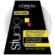 L'Oreal Overworked Hair Putty Styling Paste