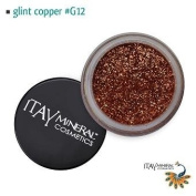 Itay Beauty Mineral cosmetic face and body glitter Colour Glint Copper G12