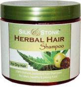 Silk & Stone Herbal Shampoo Powder- Dry Hair
