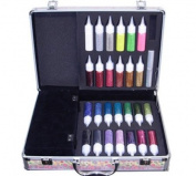 Rainbow Skin Art Junior Kit, 26 Colours
