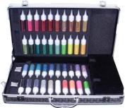 Rainbow Skin Art Professional Kit, 40 Colours