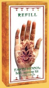 Lakaye Studio - Refill - Earth Henna Body Painting Kit