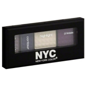 New York Colour Eye Shadow, Metro Quartet, Queens Boulevard 796 5ml