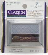 Clarion Silk Palette Eye Shadow - Wedgewood