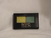 New York Colour (NYC), City Duet Eyeshadow, Bowling Green (812B), Net Wt. 0ml