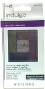 Indulge in Beauty Modern Eyes 24025 Natural Eyes Eye Shadow Palette with Five Unique Shades Applicator Included