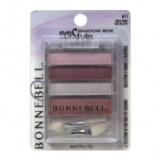 Bonne Bell Eye Style Eye Shadow Box, 611 Girlie Pinks, 5ml