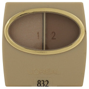 L'Oreal Wear Infinite Eye Shadow, Mocha Buff, 832