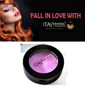 "ITAY Beauty Pressed Mineral Eye Shadow (2.5g) #320cm Pink Pearl"" + A-viva Nail Buffer"