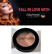 "ITAY Beauty Pressed Mineral Eye Shadow (2.5g) #80cm Florence"" + A-viva Nail Buffer"