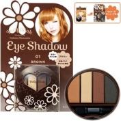 Koji Dolly Wink Eye Shadow 01 Brown