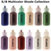 TEMPTU PRO Complete S/B Multicolor Shade Collection Set