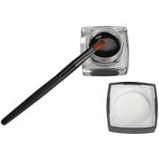 Long Lasting Eyeliner Eye Liner Gel With Brush For Cosmetic Makeup Black