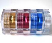 ITAY Beauty Mineral 3 Stack Shimmer Eye Shadow Makeup Colour Caribean Samba