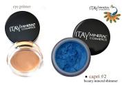 "ITAY Beauty Mineral Eye Primer+ 100% Natural Eye Shadow Colour #5.1cm Capri Blue"""