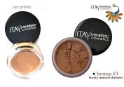 "ITAY Beauty Mineral Eye Primer+ 100% Natural Eye Shadow Colour #7.6cm Bronza"""