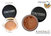 "ITAY Beauty Mineral Eye Primer+ 100% Natural Eye Shadow Colour #13cm Sand Dune"""