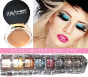 Itay Mineral 9 Stacks Shimmer Nature Beauty + Eye Primer + Cala Mineral Dispenser Brush 77120