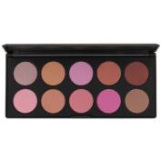 Blush Professional 10 Colour Blush Palette