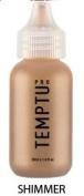 TEMPTU PRO 30ml Bottle of S/B Shimmer Bronzer (#083) Only