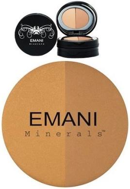 Emani Pressed Mineral Bronzer #297 Copacabana Duo