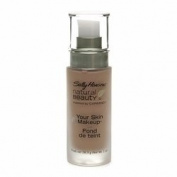 Sally Hansen Natural Beauty Your Skin Makeup, Inspired By Carmindy, Mahogany #1000-55.