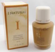 I Natural Silk Finish Enhancing Foundation w/ SPF 8 - Spice
