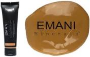 Emani Liquid Mineral Foundation - 260 Deep Beige