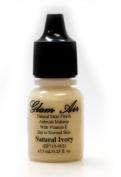 Glam Air S2 Airbrush Water-based Satin Natural Ivory Foundation
