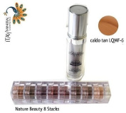 ITAY Beauty Mineral Flawless Liquid Foundation Caldo Tan #LQMF-6 +8 Stacks Colour