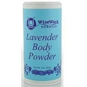 Lavender Body Powder 120mls