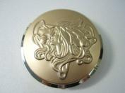 Korean Cosmetics ICS Luichel Gold Shiny Cake (spf 15, pa+++) no.21 nude beige 13g
