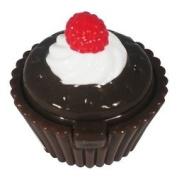 Lip Gloss Naughty but Nice Raspberry Cream in Cupcake Shaped Container