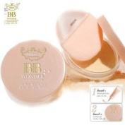Korea Kawaii Mistine Bb Wonder Brightening Loose Powder Make up Base 15 G.