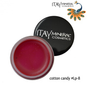 "ITAY Beauty Mineral Cosmetics Nourishing Colour Lip Pot -""Cotton Candy"" - 08"
